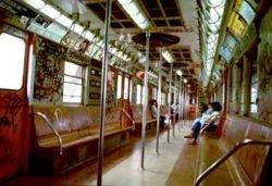 Из вагонов нью-йоркского метро сделали подводный риф