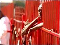 Насилие на почве ксенофобии в Йоханнесбурге