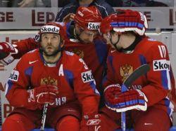 Российским хоккеистам пришлось добираться на финал чемпионата мира пешком