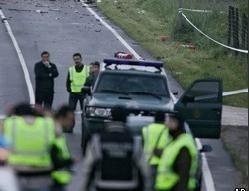 Группировка ЭТА снова проводит теракты в Испании
