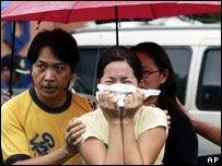Пьяный мужчина застрелил восемь человек на Филиппинах