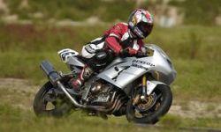 Шлем снижает риск травм у мотоциклиста на 70%