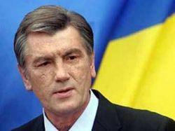 Виктор Ющенко подготовил запрет коммунистической символики