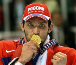 Сборная России выиграла чемпионат мира по хоккею (фото)