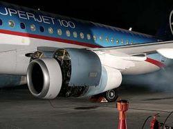 Sukhoi Superjet 100 совершил первый полет