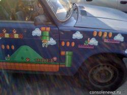 Самый консольный автомобиль России (фото)