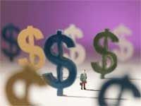 Четверть золотовалютных резервов России вложена в кризисную ипотеку США