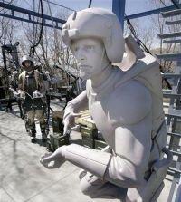 Автоматизированный костюм может начать эру сверхсолдат
