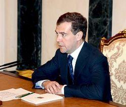 Дмитрий Медведев возглавит Совет по борьбе с коррупцией