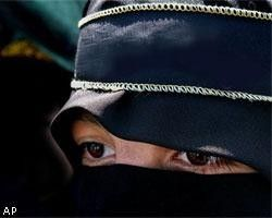 Мусульманка разводится с мужем за взгляд на ее лицо