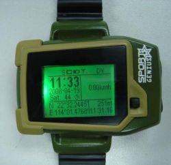 Часы Watch Tracker не позволят потеряться в пространстве
