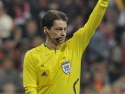 Любош Михел рассудит финал Лиги чемпионов
