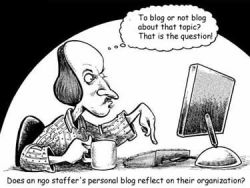 Новость на Newsland: Пять причин заниматься блоггингом