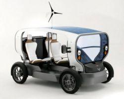 Солнечный транспорт: автомобили (фото)