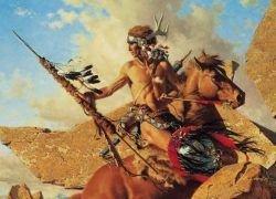"""Барак \""""Черный Орел\"""" Обама стал членом племени индейцев"""