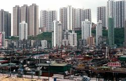 Россияне переселяются в Китай, потому что квадратный метр там стоит $400