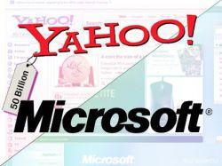 Microsoft предлагает купить рекламный бизнес Yahoo