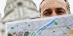 Британские туристы не могут найти страны Европы на карте