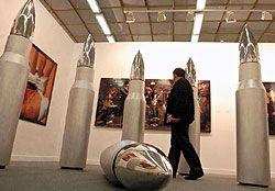 Современные художники устали от получения прибылей