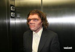 Современный неандерталец (фото)