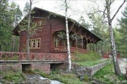 Дом Александра III в Финляндии (фото)