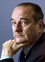 Жак Ширак получил российскую Госпремию