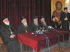 Сербская церковь на грани раскола