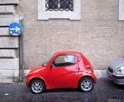 Подборка самых маленьких автомобилей (фото)