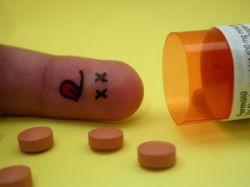В США от передозировки лекарствами скончалось 33 тысячи человек за год