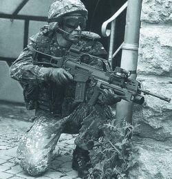 В немецкий спецназ будут брать женщин