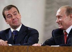 Владимир Путин пошел по медведевскому пути, Дмитрий Медведев – по путинскому