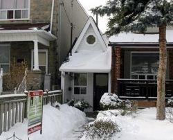 Самый маленький дом в Торонто и его история