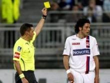 На Евро-2008 желтые карточки будут аннулироваться перед полуфиналами