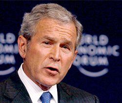 Джордж Буш затеял войну с прессой