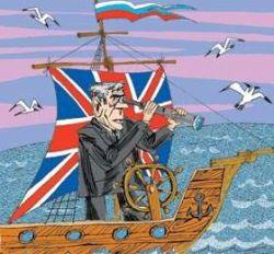 Когда Москва и Лондон перестанут обмениваться ударами?