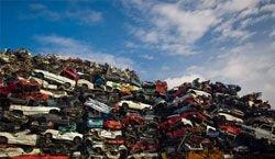 В Лондоне автомобили злостных неплательщиков парковочных штрафов будут отправлять в утиль