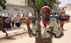 Сомалийские боевики похитили двух итальянцев