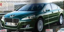 Каким будет Peugeot 408?
