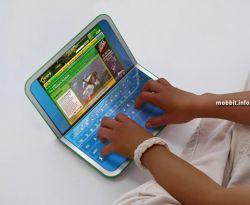 Концепт бюджетного ноутбука OLPC второго поколения (видео)