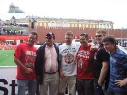 В Москве избили британских болельщиков «Челси»