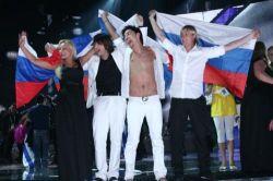 Фоторепортаж с первого полуфинала «Евровидения-2008» (фото)