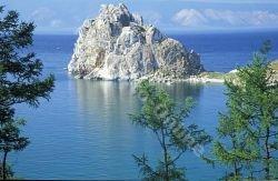 В акватории озера Байкал произошло сильное землетрясение