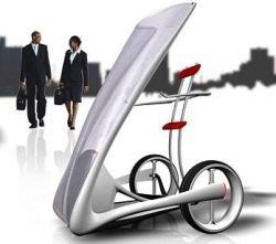 Концепт Slide: автомобиль для городских улиц