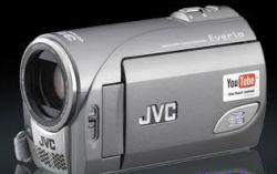 JVC GZ-MS100: видеокамера для активных пользователей YouTube