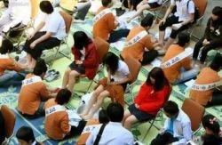 Как празднуют День учителя в Китае? (фото)