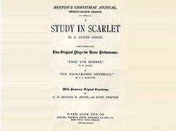 Первое издание рассказов о Шерлоке Холмсе продано на аукционе за 30 тыс. долларов