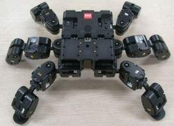 Робот из конструктора (видео)