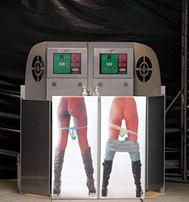 В Бельгии появились туалеты с компьютерными играми (видео)