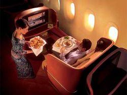 Пассажиры стали меньше летать первым классом