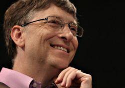 Билл Гейтс выступил на конгрессе в Малайзии в виде пятиметровой голограммы